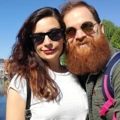 "Elisa e Ruben, i ""Travel Duo"""