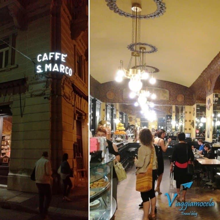 Trieste, Antico Caffè San Marco