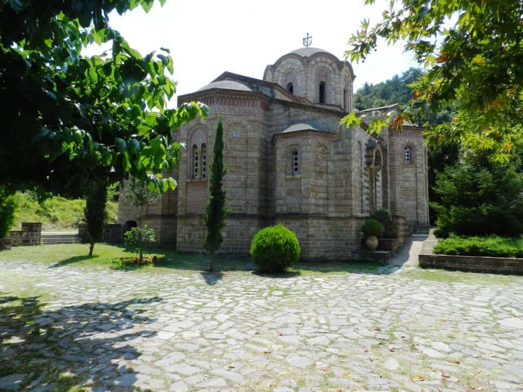 Monastero di Agios Dionysios