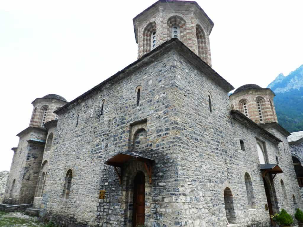 Sacro Monastero di San Dionisio del Monte Olimpo