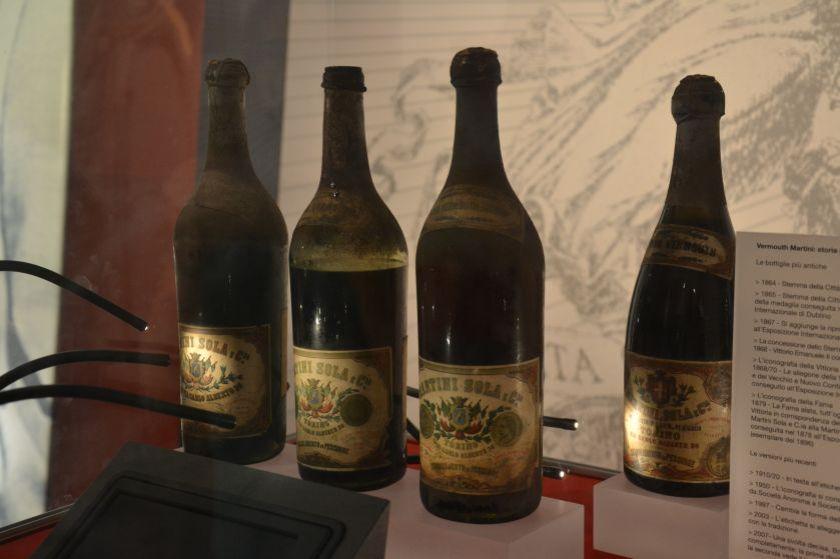 Antiche Bottiglie Martini