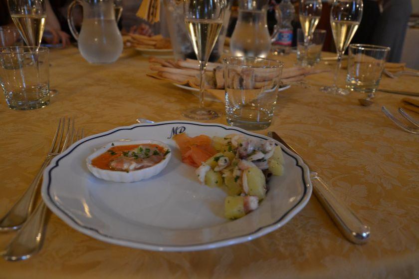 Cena Terrazza Martini