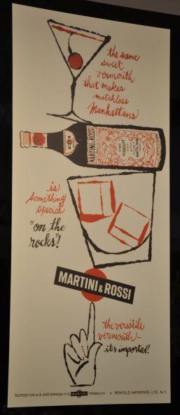 Pubblicità Martini