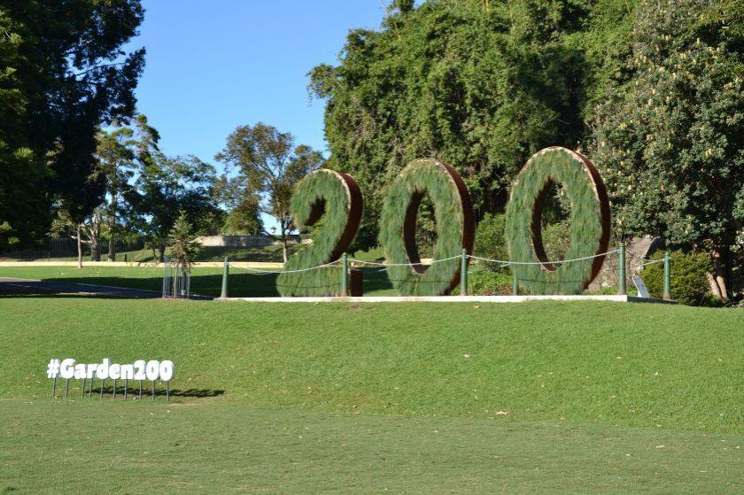 Royal Botanic Gardens di Sydney