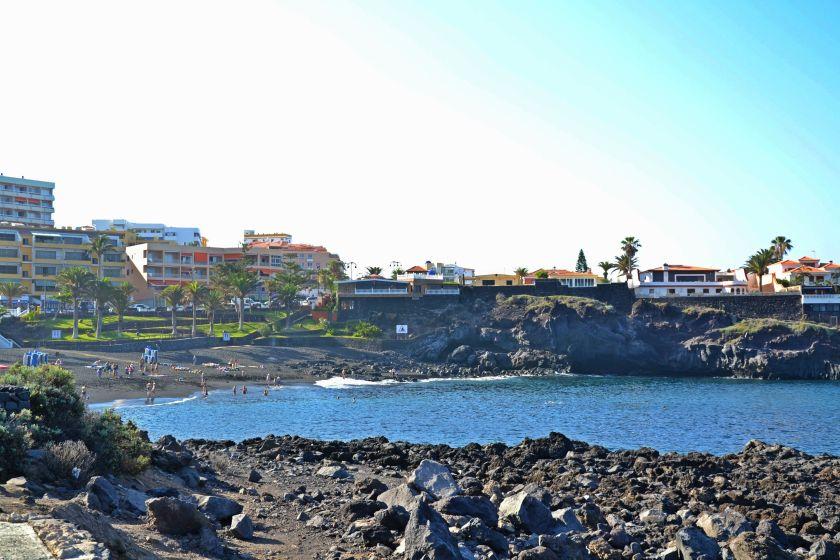Panorama Playa de la Arena