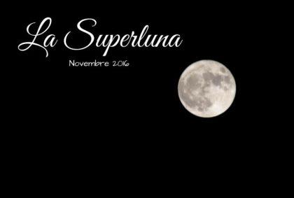 La Superluna di Novembre 2016
