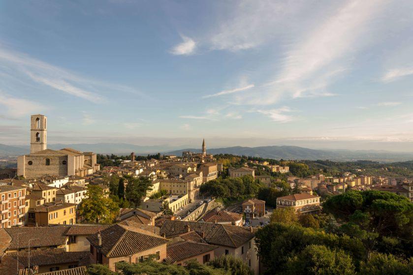 Panorama Perugia