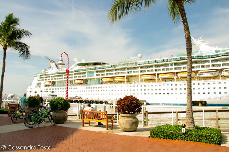 Enchantment Of The Seas a Key West