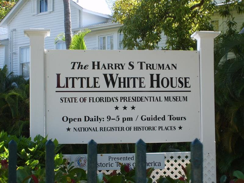 Truman's Little White House, Key West