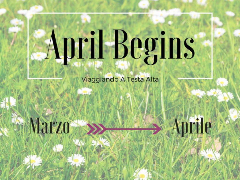April Begins