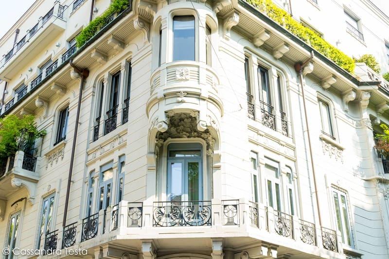 Casa Tensi, Milano