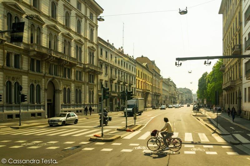 Corso Venezia, Milano
