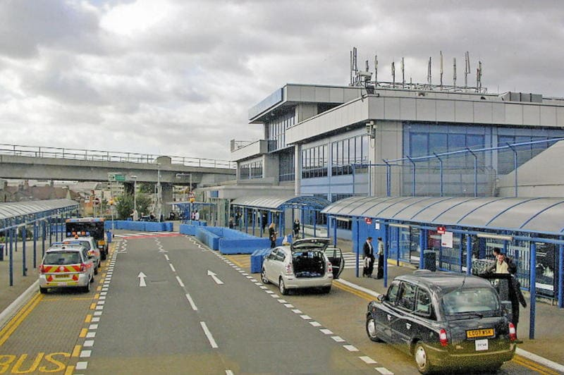 L'aeroporto di London City
