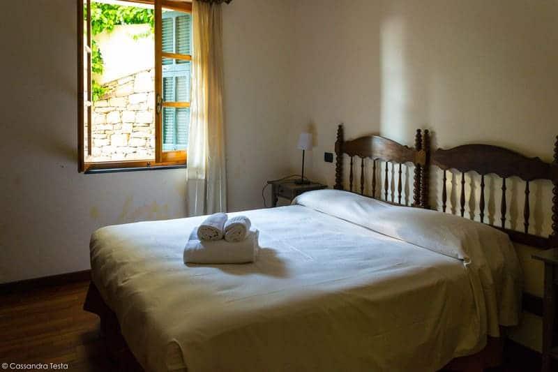 Camera matrimoniale - Villa Giada Resort