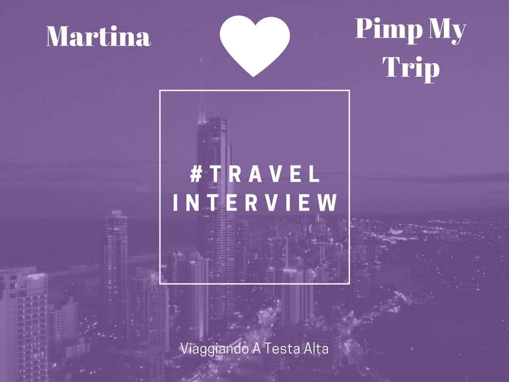 titolo travel interview Martina