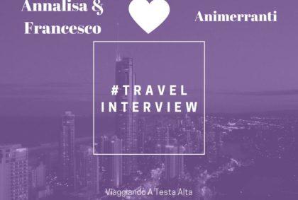 Travel Interview Animerranti