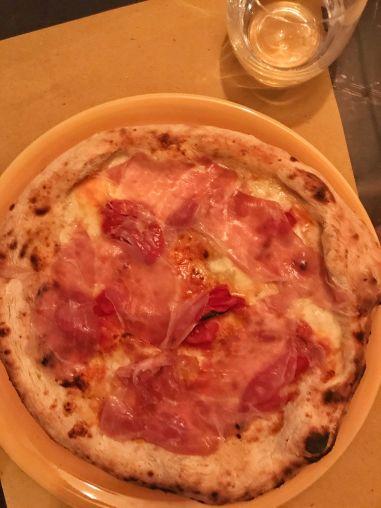 Pizza Classica Tutto a Crudo