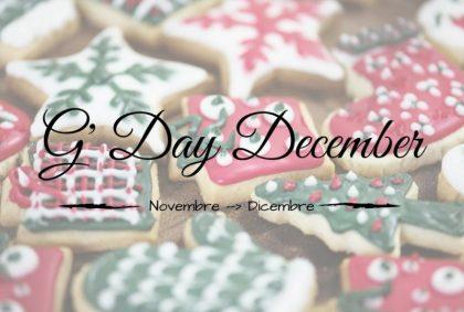 G' Day December