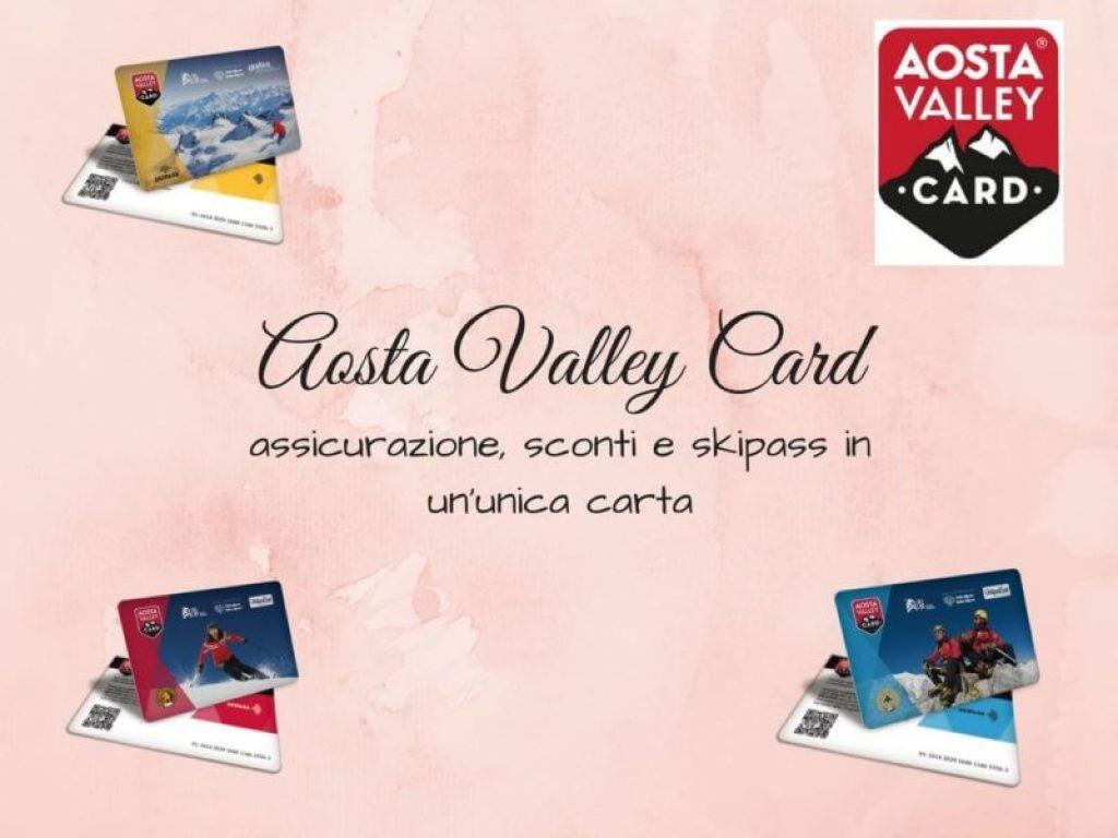 Aosta Valley Card