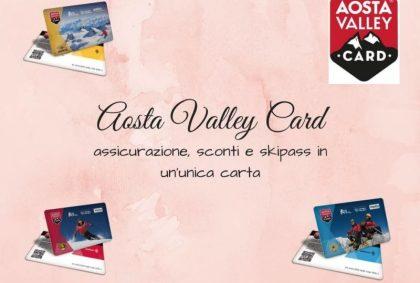 Aosta Valley Card: assicurazione, sconti e skipass in un'unica carta