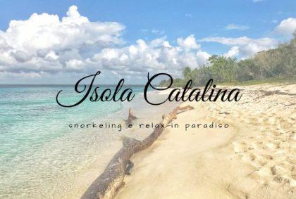 Isola Catalina: snorkeling e relax in paradiso