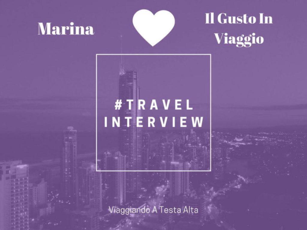 Travel Interview Marina
