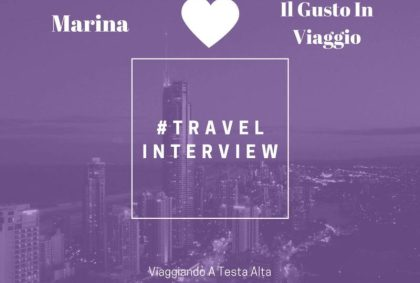 Travel Interview Marina