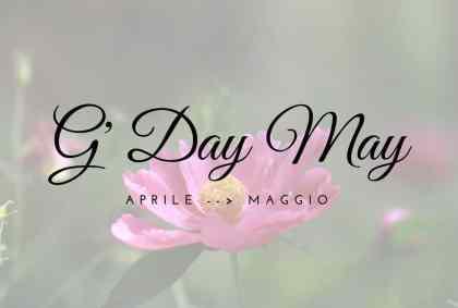 G' Day May