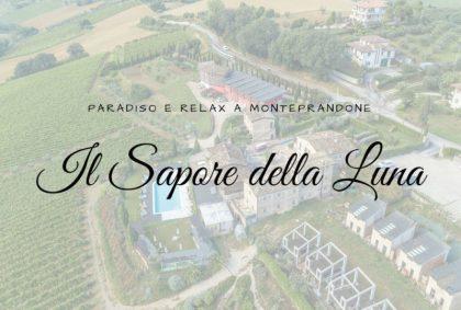 Agriturismo Il Sapore della Luna, paradiso e relax a Monteprandone
