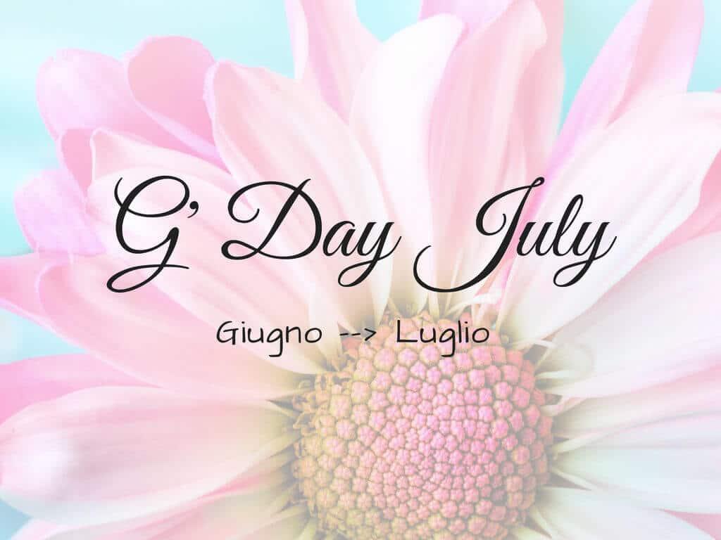 G' Day July