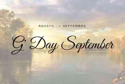 G' Day September
