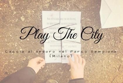 Caccia al tesoro di Play The City