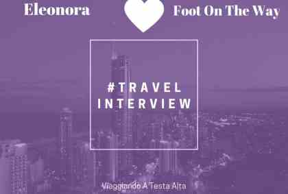 Travel Interview Eleonora 1