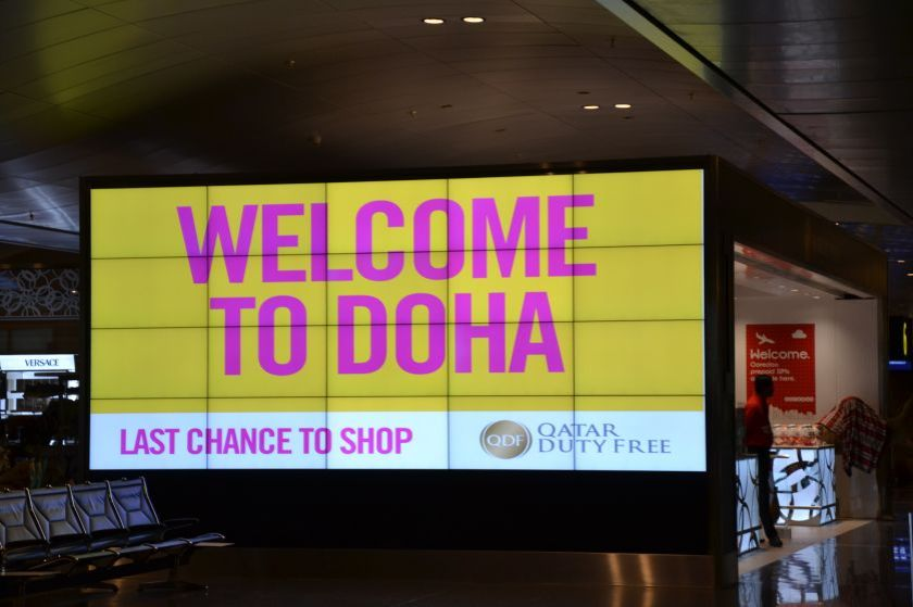 Aeroporto Doha