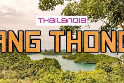 Ho salito 70 PIANI in un'ora, Ang Thong National Park ✨ Thailandia Giorno 9 [VIDEO]