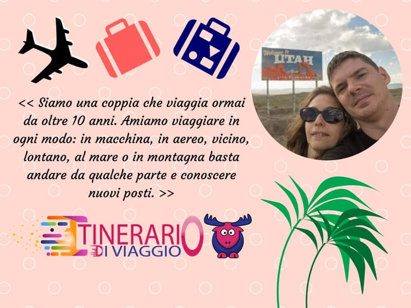 Travel Interview Itinerario