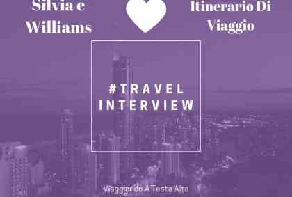 Travel Interview Silvia