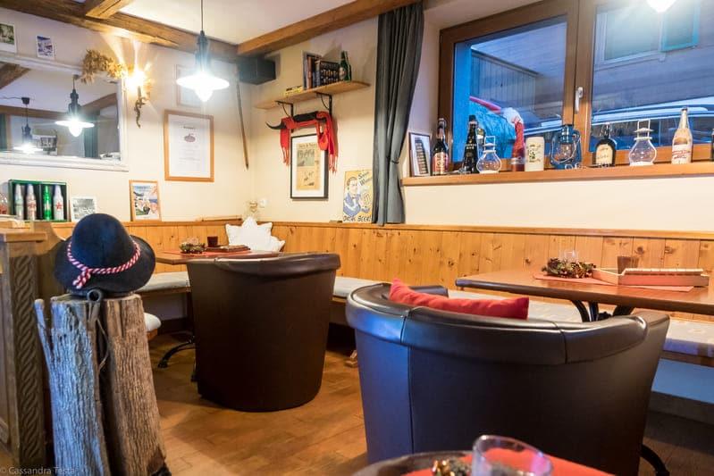 Bar, Haus Alpenblick