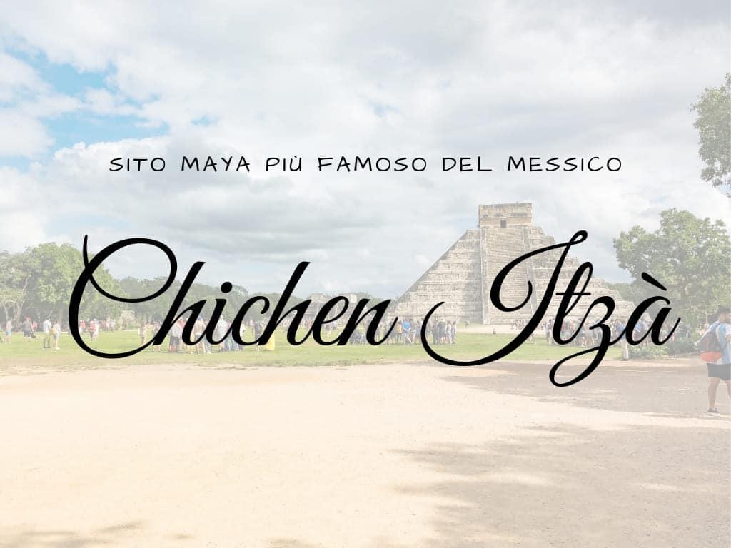 Chichen Itzà