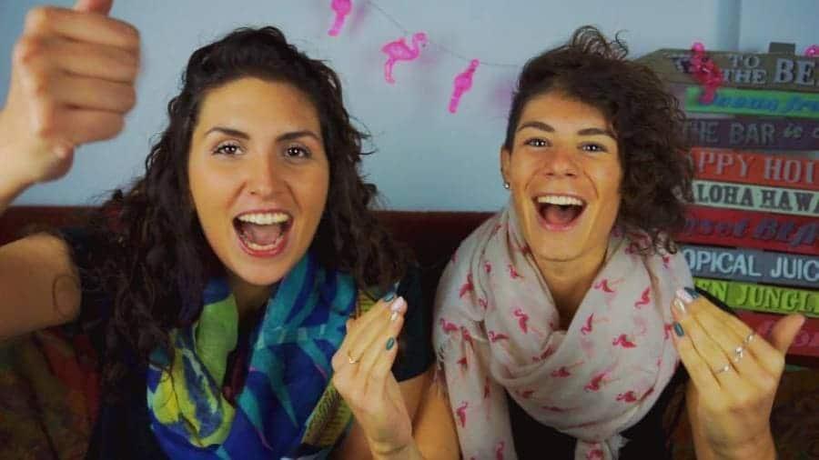 Elisa ed Alessandra