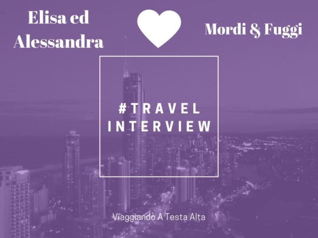 Travel Interview Elisa ed Alessandra