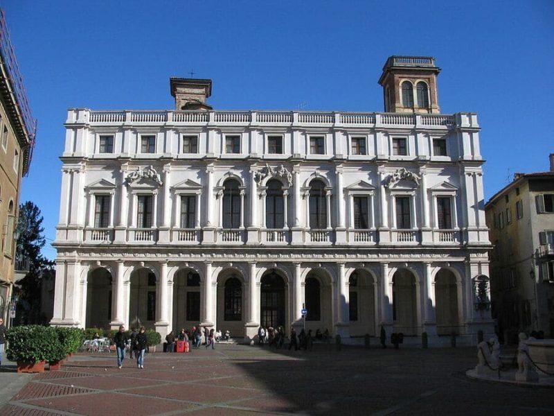 Biblioteca Civica Angelo Mai, Bergamo