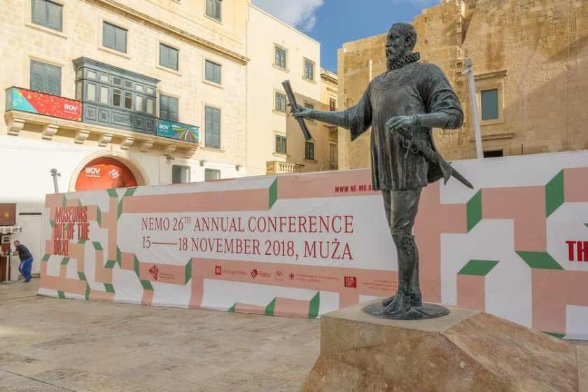 Fondatore di La Valletta