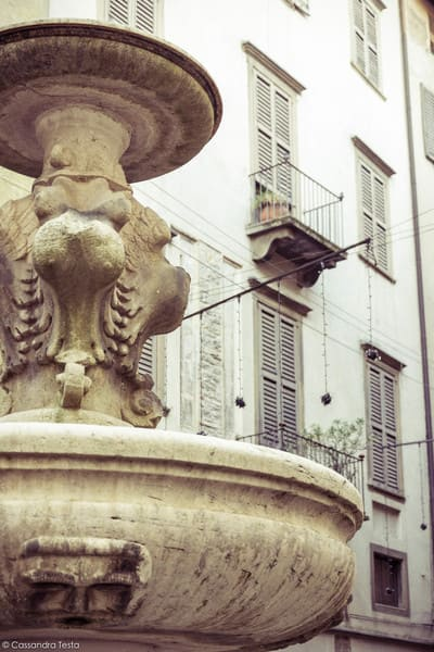 Fontana del Gombito