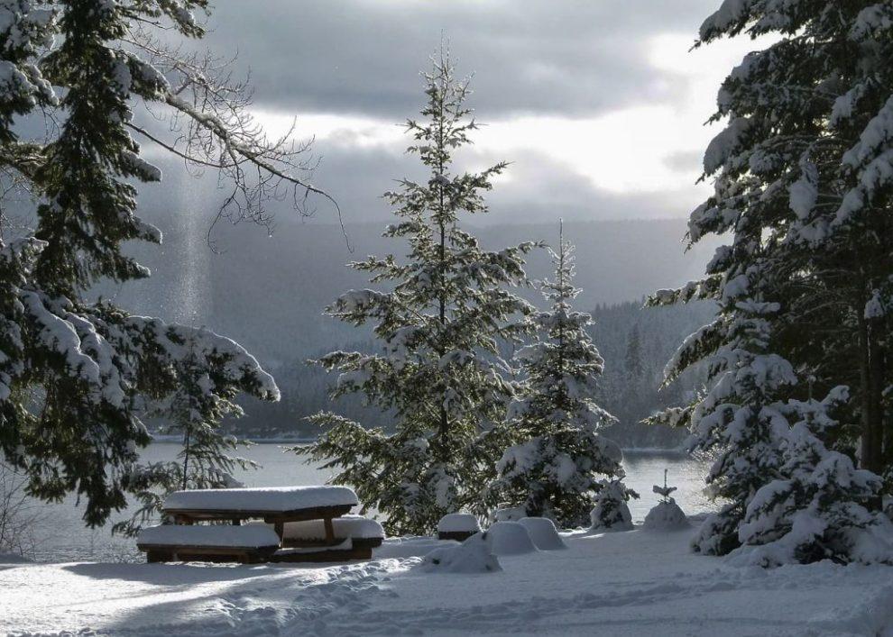 Inverno in Canada