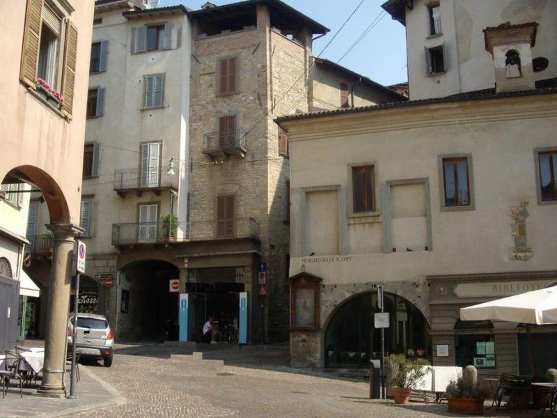 Piazza Mercato delle Scarpe, Bergamo