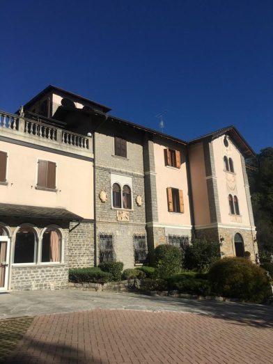 Villa delle Ortensie terme della Valle Imagna