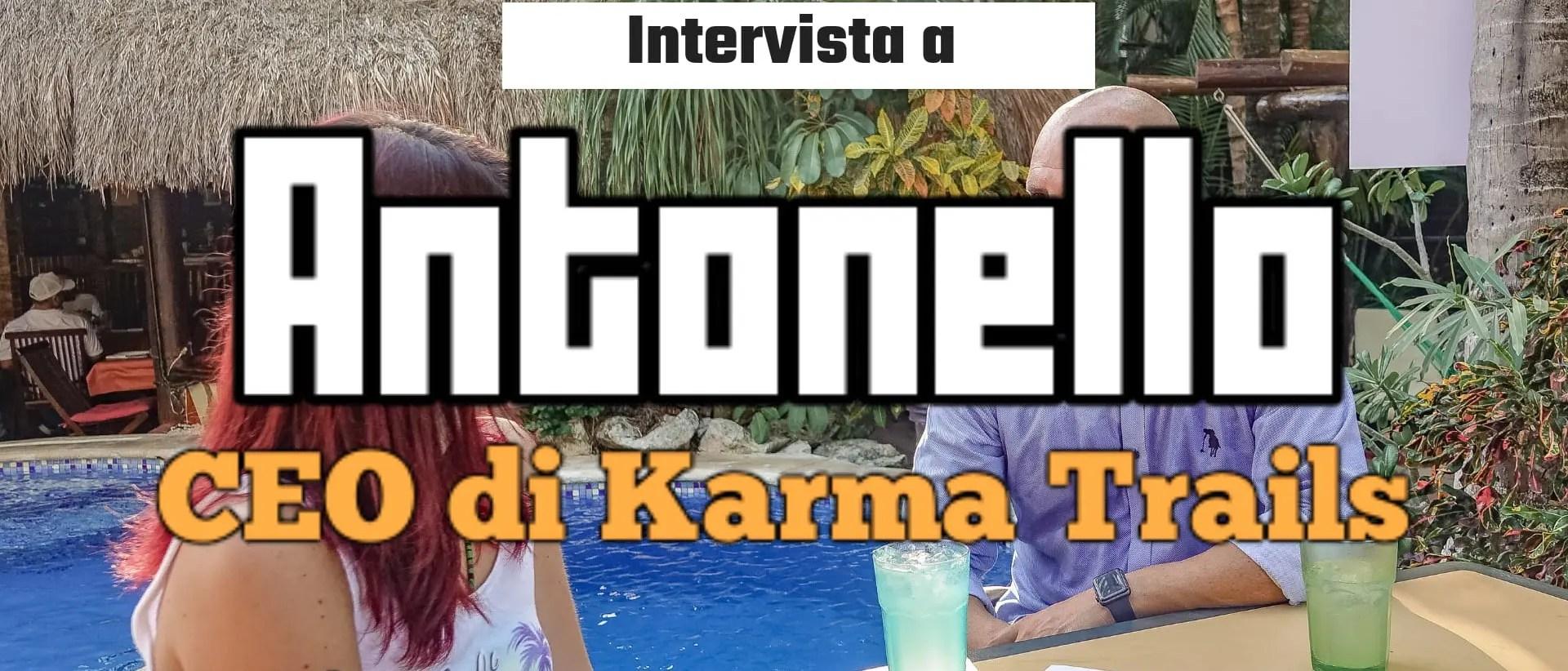 Intervista a Antonello