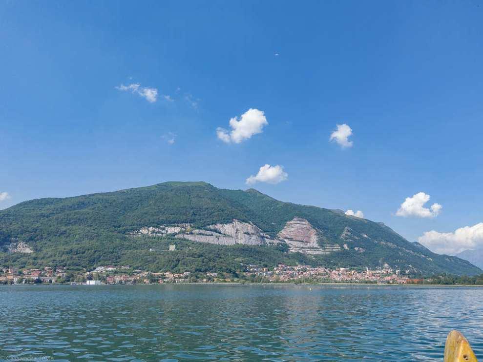 Panorama Lago di Pusiano