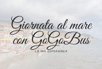 Giornata al mare con Gogobus, la mia esperienza